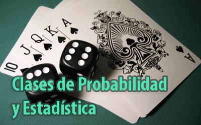 Clases de Probabilidad y Estadística